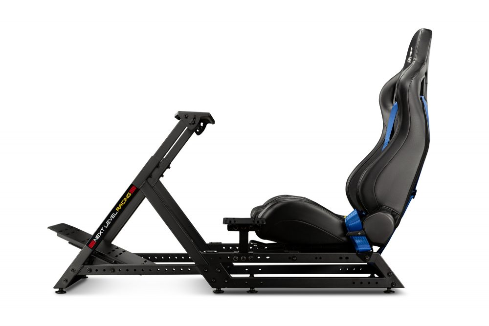 Next Level Racing - GT Track Cockpit PlayStation Edition