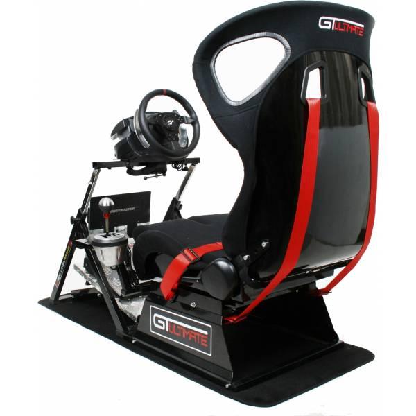 Next Level Racing - GT Ultimate V2 Racing Simulator Cockpit
