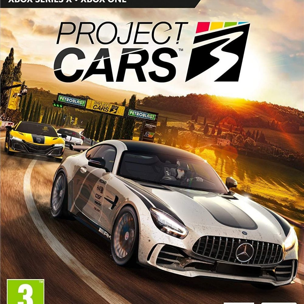 Project Cars 3 (Xbox Series X/Xbox One)