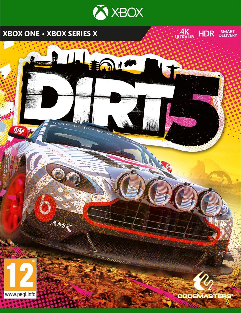 DiRT 5 (Xbox Series X/Xbox One)