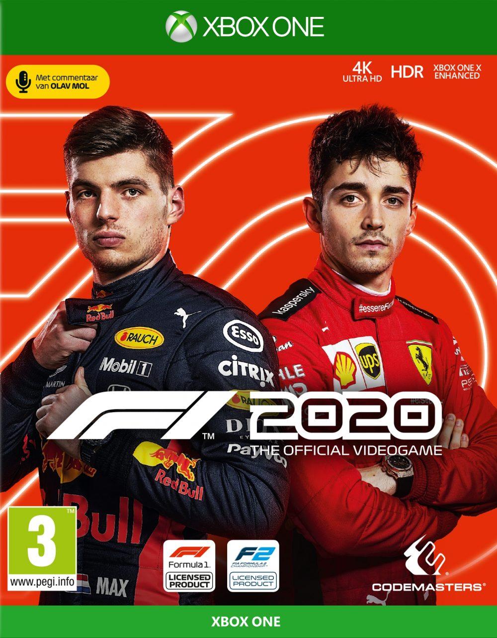 F1 2020: Standard Edition (Xbox One)