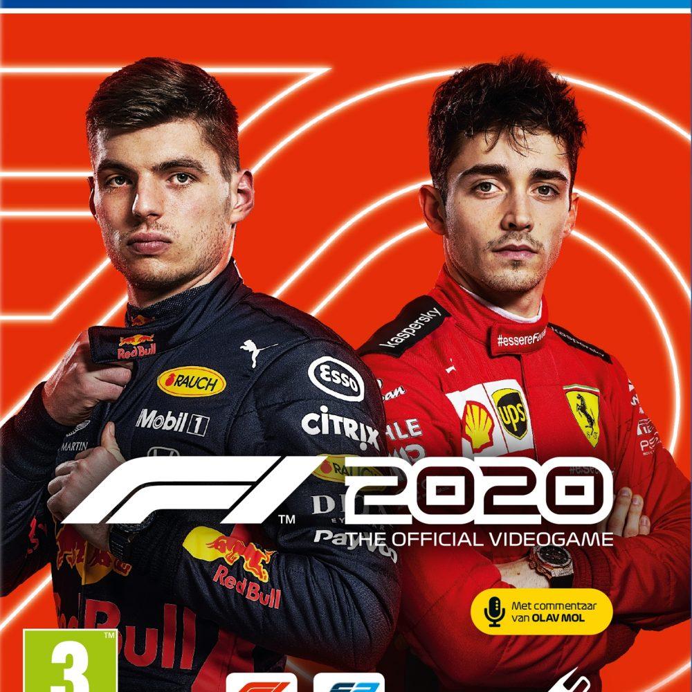 F1 2020: Standard Edition (PS4)
