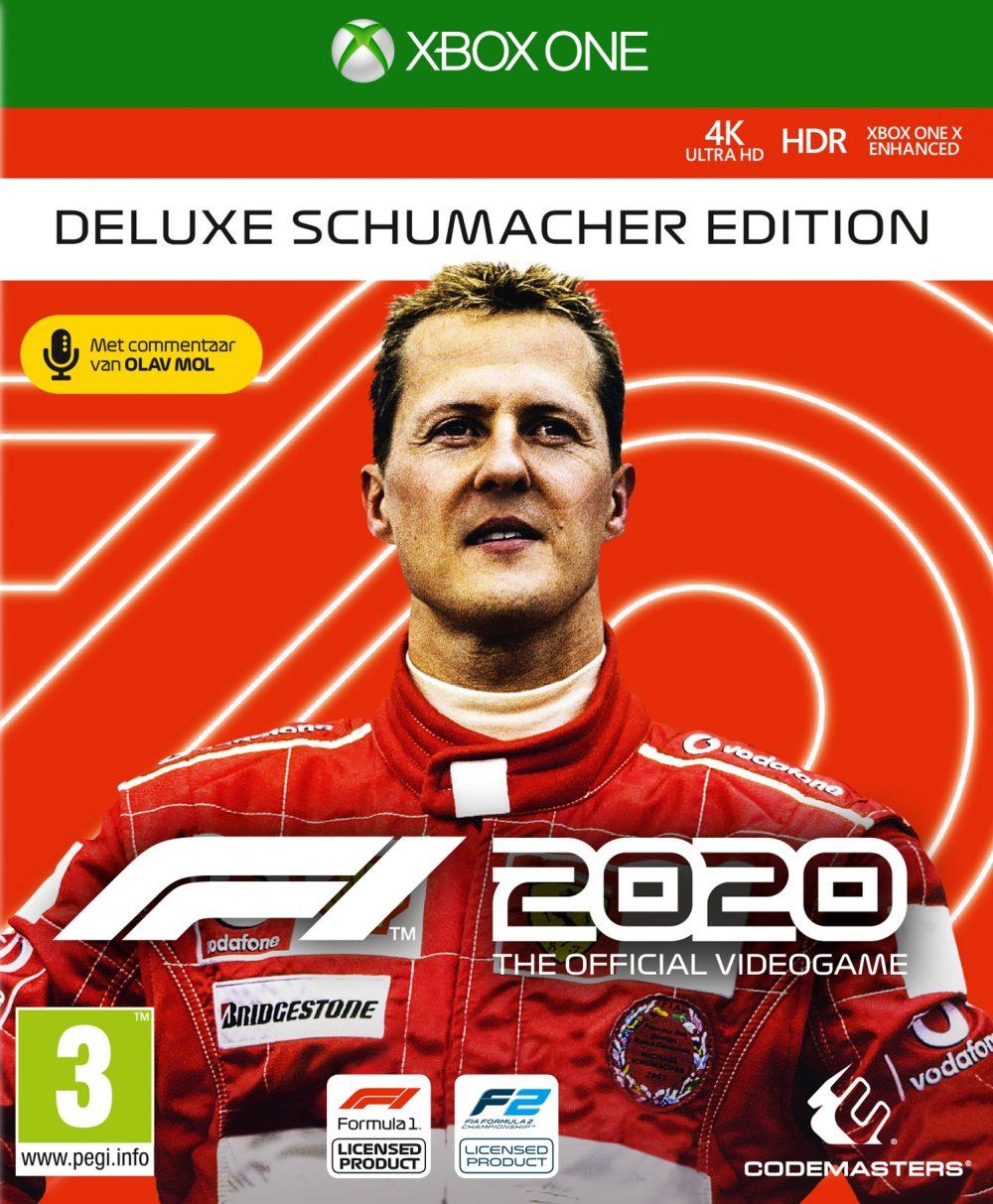 F1 2020: Deluxe Schumacher Edition (Xbox One)