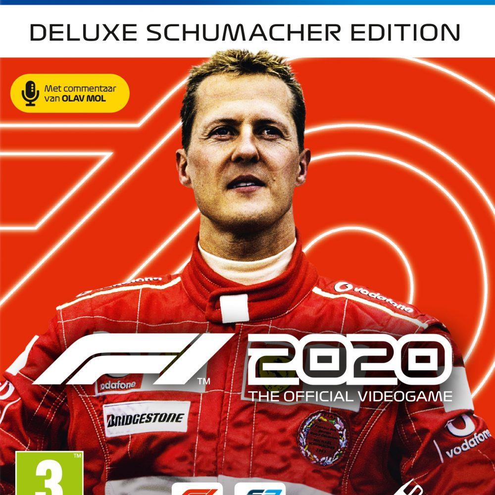 F1 2020: Deluxe Schumacher Edition (PS4)