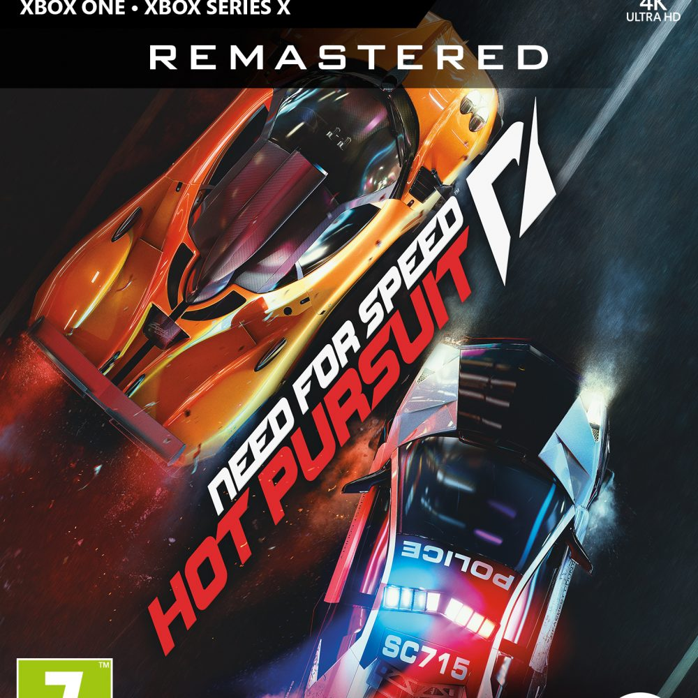 Need for Speed: Hot Pursuit Remastered (Xbox Series X/Xbox One)