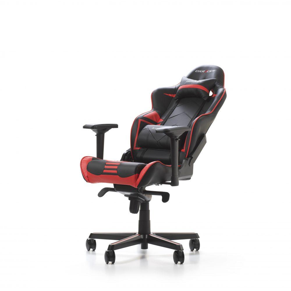 DXRacer Racing Pro (Zwart/Rood)