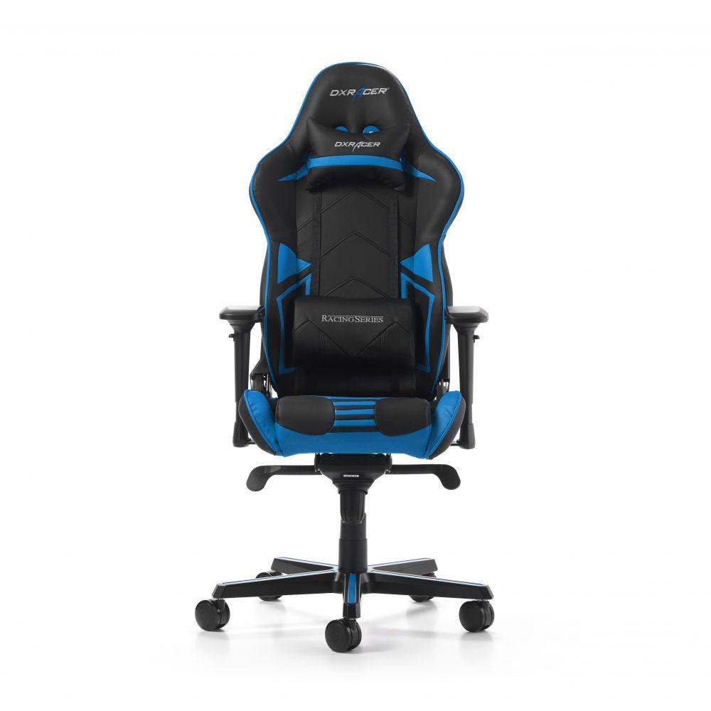 DXRacer Racing Pro (Zwart/Blauw)