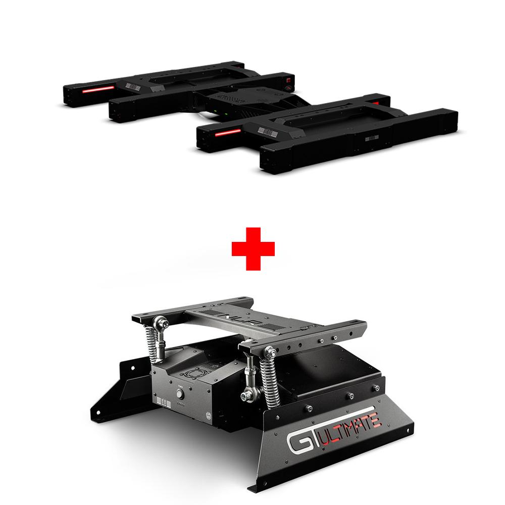 Next Level Racing - Traction Plus Motion Platform & Motion Platform V3