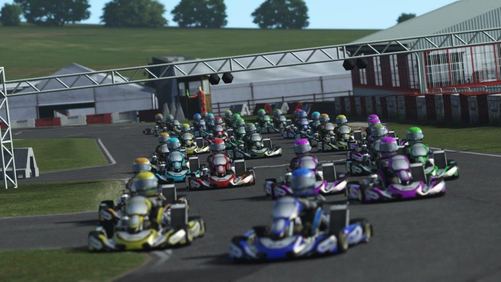 KartSim Pro UK 2021 Software