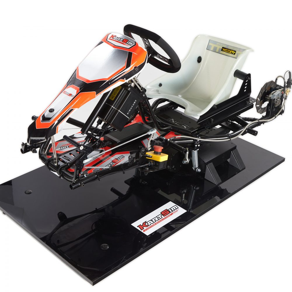 KartSim Ultimate Motion Simulator Cadet