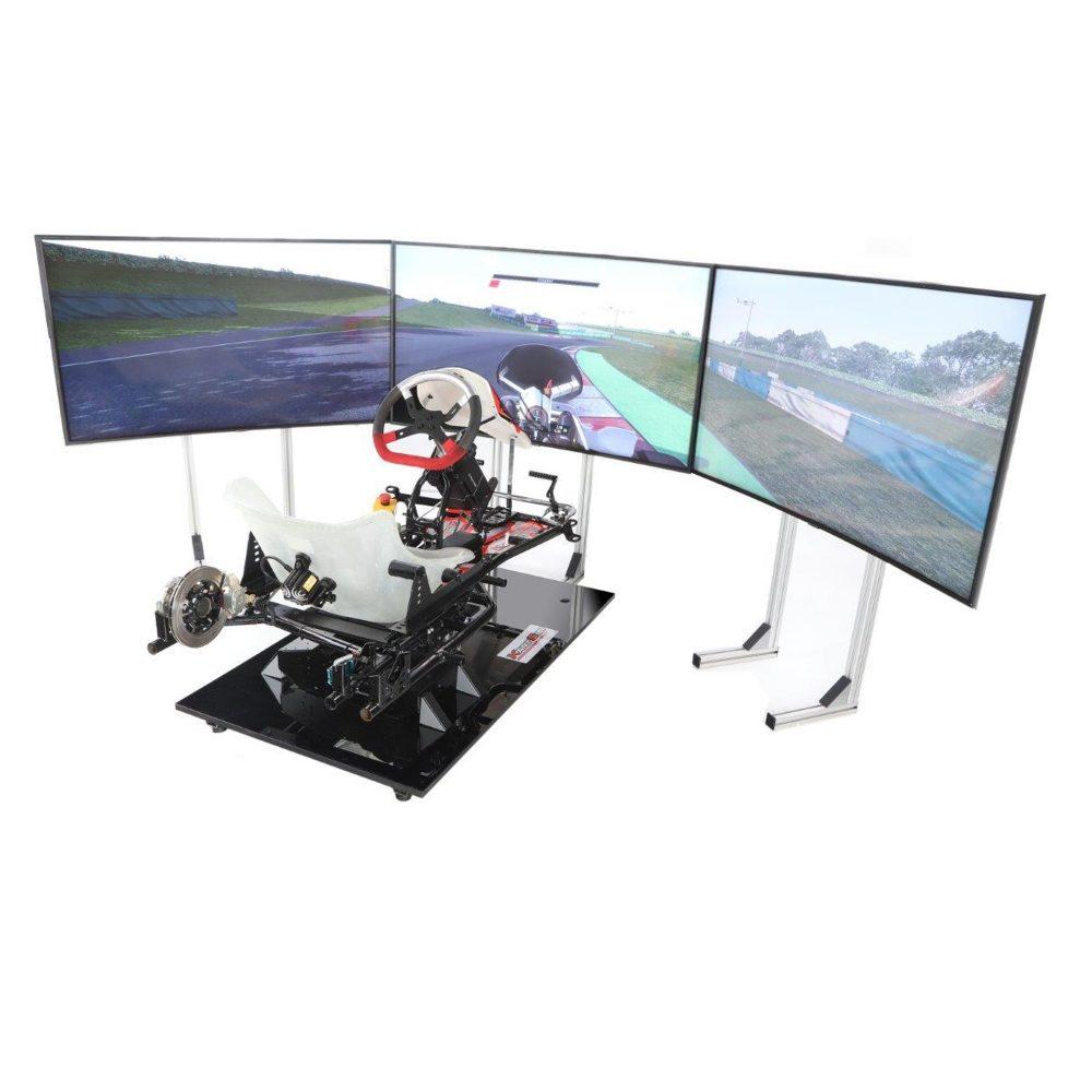 KartSim Ultimate Motion Simulator