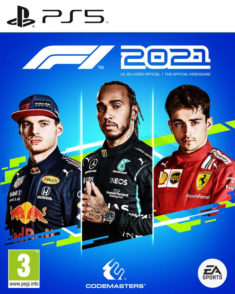 F1 2021 Xbox Series X Xbox One