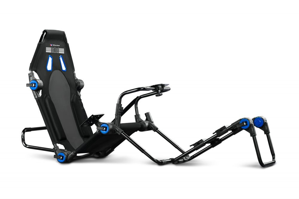 Next Level Racing F-GT Lite Formula and GT Foldable iRacing Edition Simulator Cockpit 3