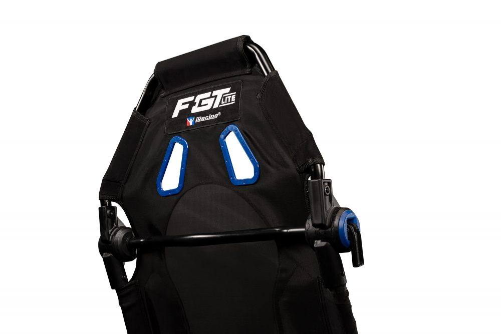 Next Level Racing F-GT Lite Formula and GT Foldable iRacing Edition Simulator Cockpit 6