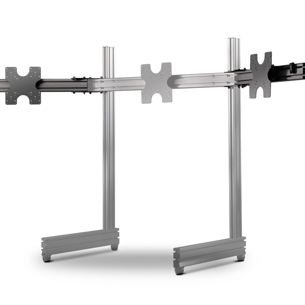 Elite Freestanding Triple Monitor Stand Add On 1