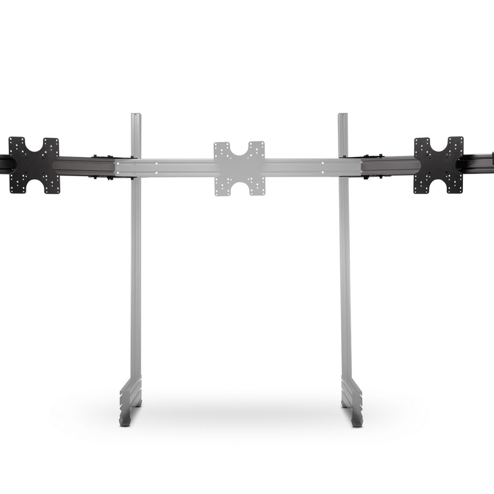 Elite Freestanding Triple Monitor Stand Add On 2
