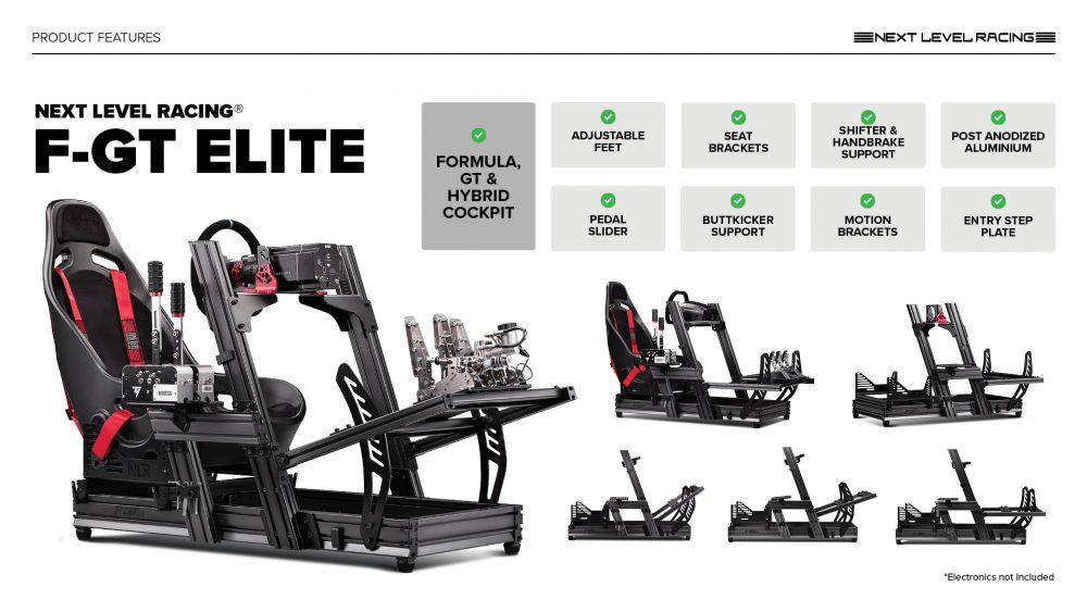 F-GT Elite Cockpit iRacing Ed 11