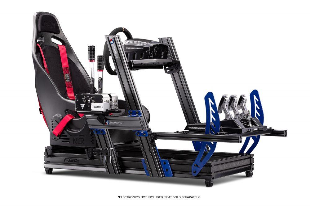 F-GT Elite Cockpit iRacing Ed 4