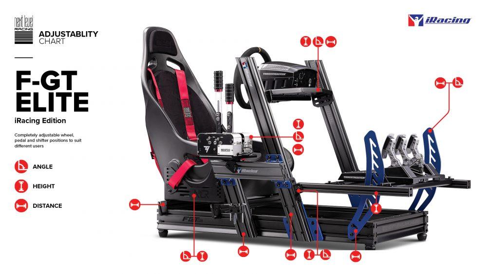 F-GT Elite Cockpit iRacing Ed 9